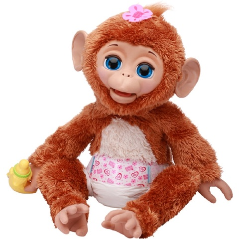 Смешливая обезьянка