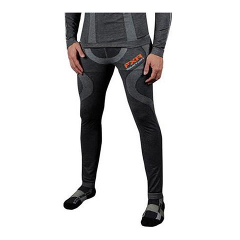 Термобрюки FXR Seamless Merino pants