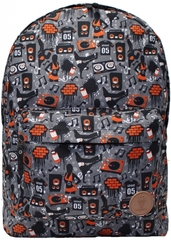 Рюкзак Bagland Молодежный (дизайн) 17 л. сублимация (техно) (00533664)
