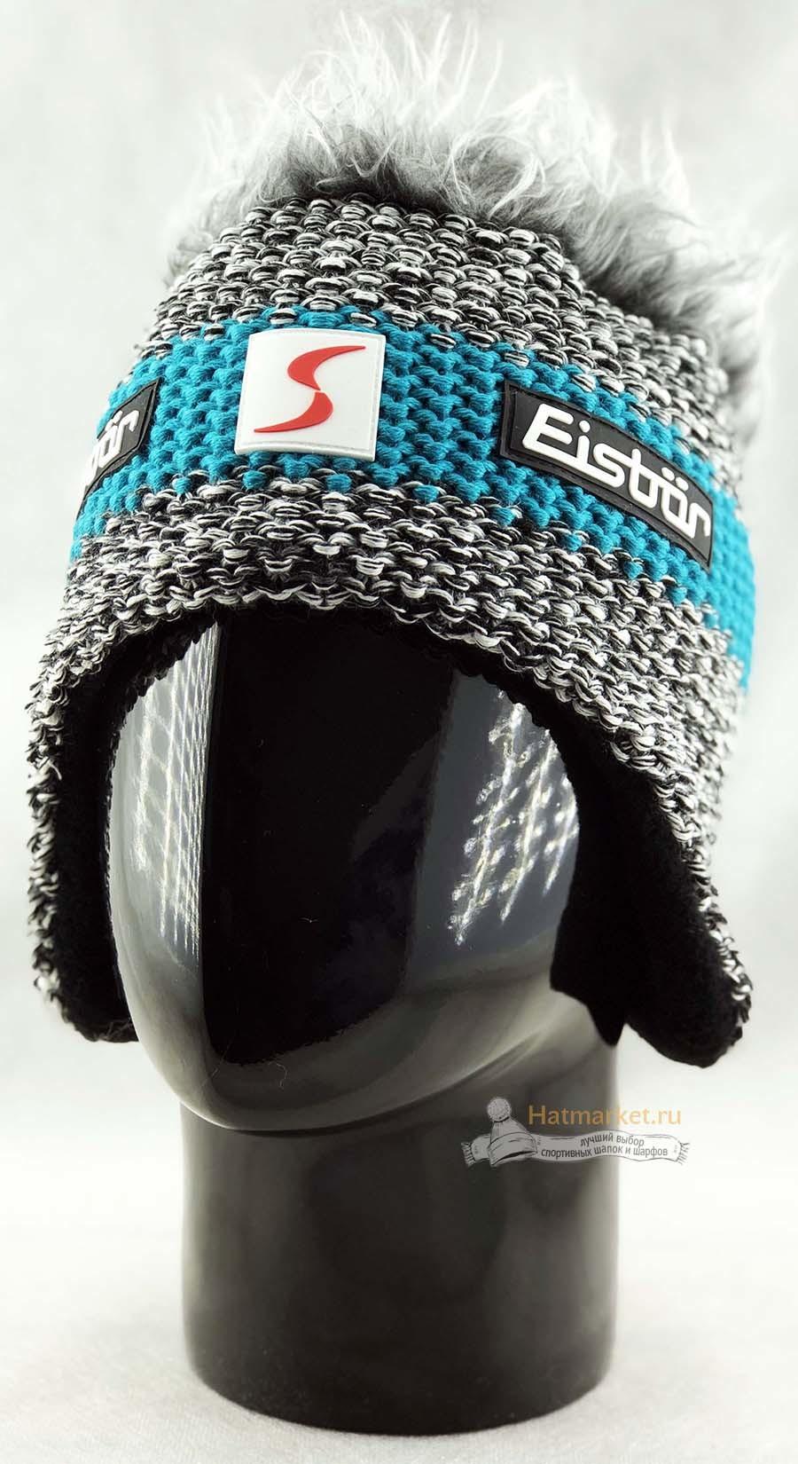 Шапка с волосами Eisbar Styler Cocker SP 661