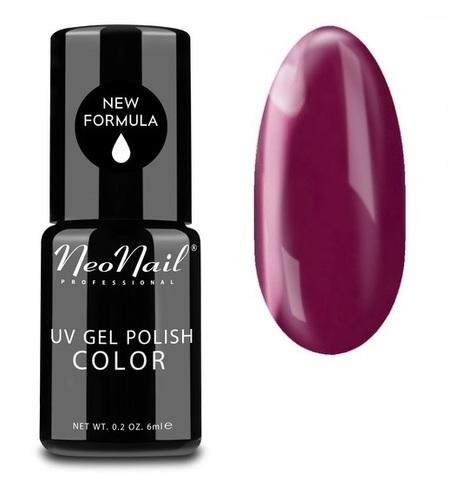 NeoNail Гель лак UV 6ml Calm Burgundy №2691-1
