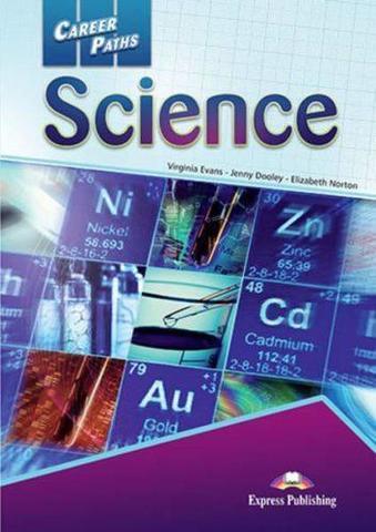 Career Paths: Science (Student's Book) - Пособие для ученика