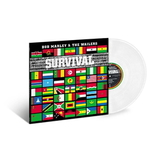 Bob Marley & The Wailers / Survival (Coloured Vinyl) (LP)