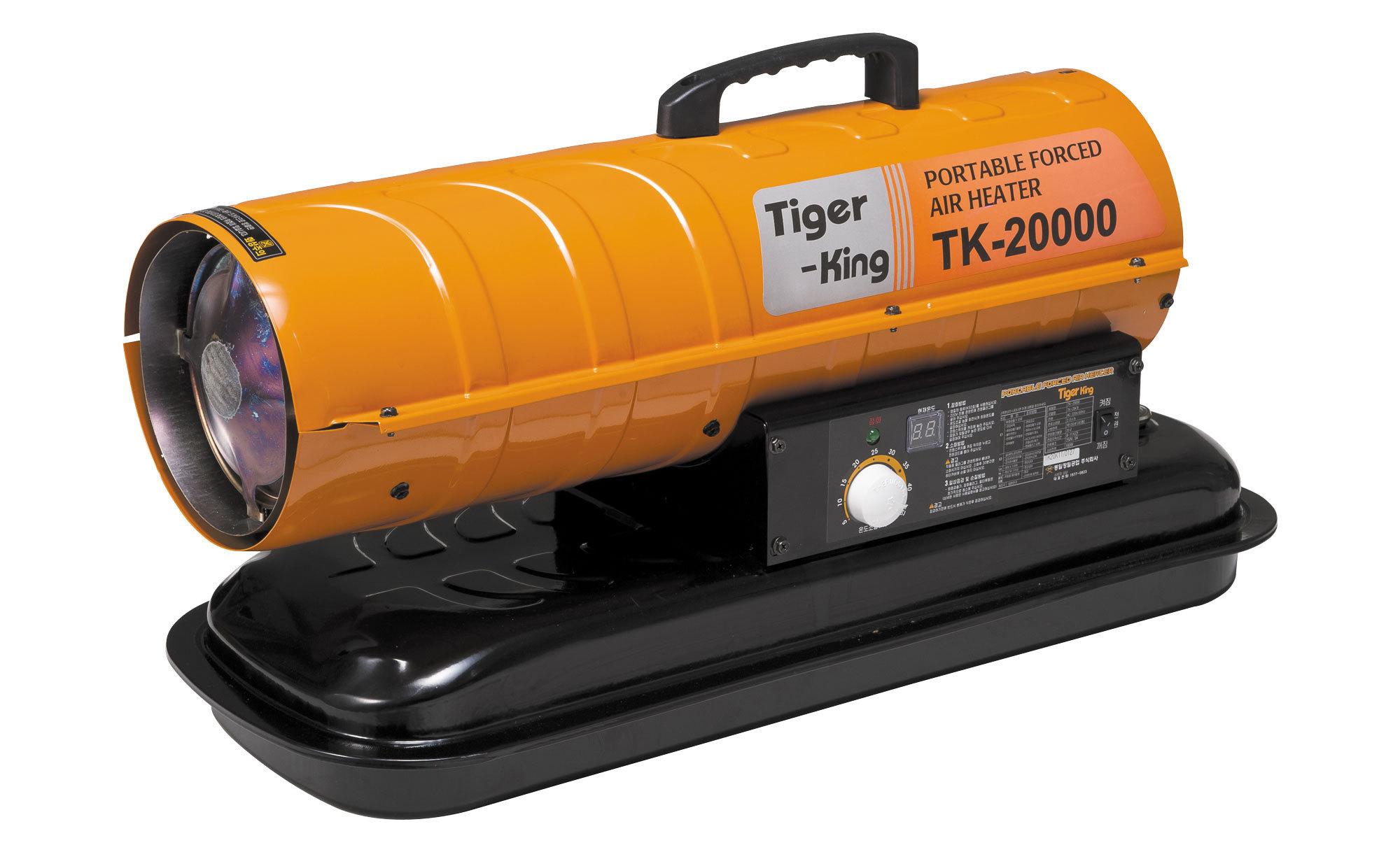 тепловая пушка тк-20000 tiger инструкция