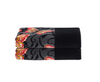 Полотенце 37x80 Feiler Papillon черное