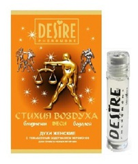 Женские духи с феромонами на масляной основе DESIRE Весы 5 мл