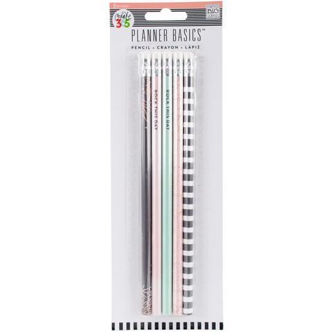 Набор карандашей Create 365 Happy Planner Pencils  для ежедневника - Rose