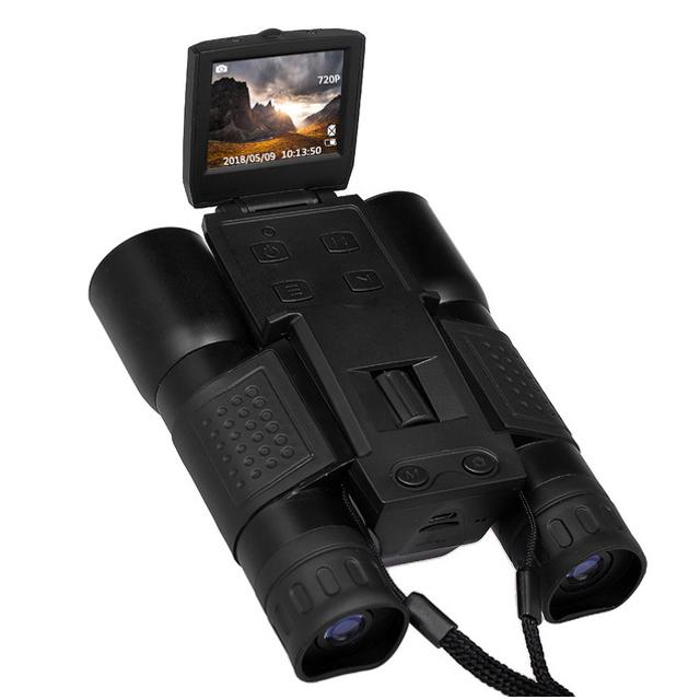 Бинокль с цифровой видеокамерой 12Х