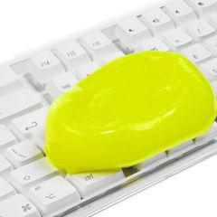 Липучка-гель для чистки клавиатуры