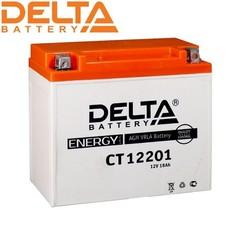 Аккумулятор DELTA 12V 18Ah (CT12201)