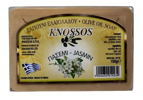 Натуральное мыло с жасмином Knossos 100 гр