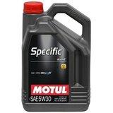 Motul Specific Dexos 2 5W30 Синтетическое моторное масло