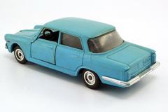 Alfa Romeo 2600 A-4 blue MZI Krugozor USSR remake 1:43