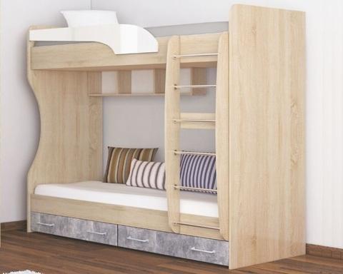 Кровать двухъярусная КОЛИБРИ