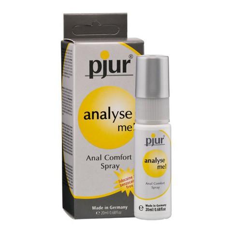Обезболивающий расслабляющий анальный спрей pjur ANALYSE ME (20 мл)