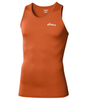 Мужская майка для бега Asics Singlet (110406 0506) оранжевая