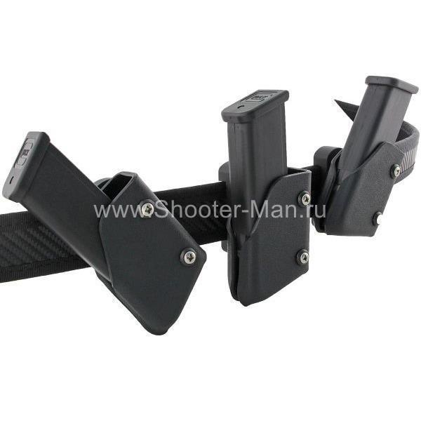 Подсумок универсальный для пистолетного магазина Speedmag 5 CW RH Hoppner&Schumann