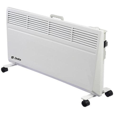 Обогреватель конвекторный электрический 2000 Вт DELTA D-3005
