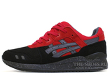 Кроссовки Мужские Asics GEL LYTE III Red Black Concept