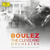 Boulez, The Cleveland Orchestra /  Conductors & Orchestras (8CD)