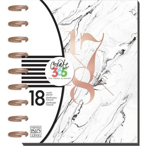 Ежедневник Create 365 Medium Planner  19,5х24,5см -Modern Marble