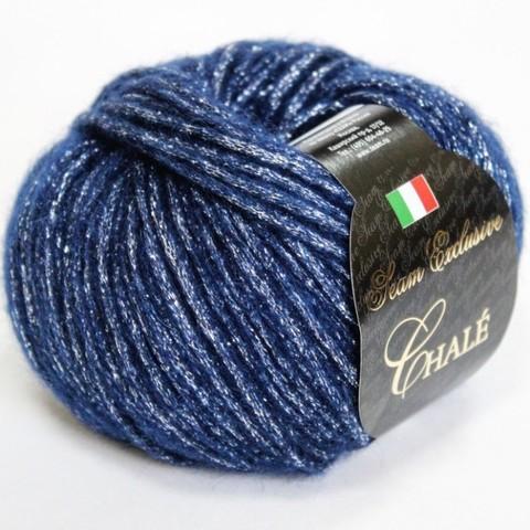 Пряжа Seam Сhale 317 темно-синий