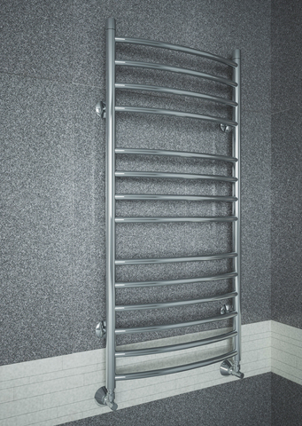 Classic Lux  - водяной полотенцесушитель слегка выгнутый вперед
