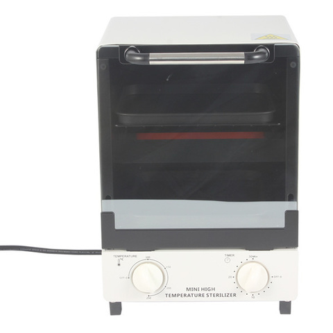 Сухожаровой шкаф RC-12C для стерилизации маникюрных инструментов