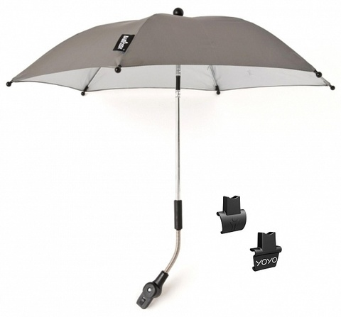 BabyZen Parasol зонтик для колясок BabyZen серый в наличии