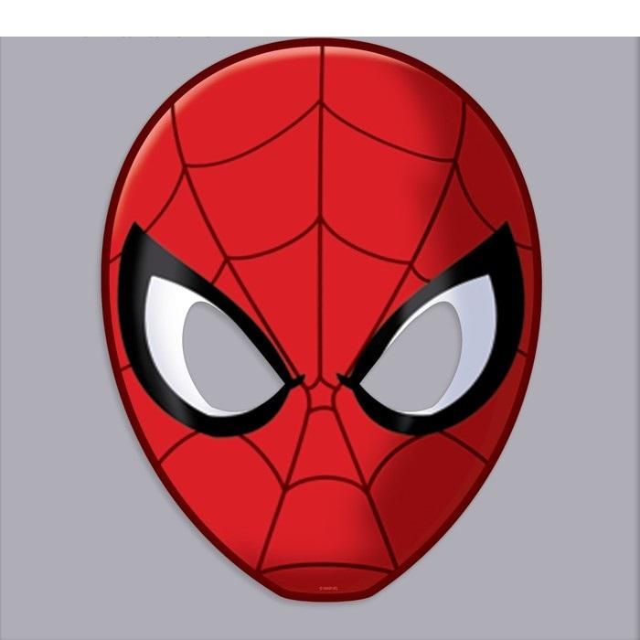 Купить «Маска карнавальная, Человек-паук» по выгодной цене ...