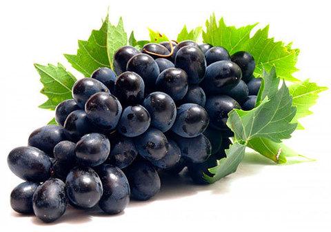 Виноград Кишмиш черный~750г