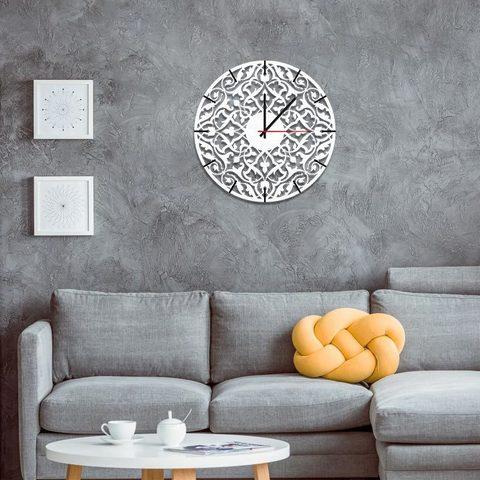 Настенные часы 3dDecor 015035w-b