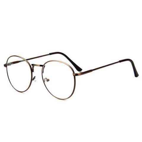 Имиджевые очки 9254001i Коричневый