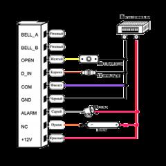 Автономный контроллер SR-SC110W