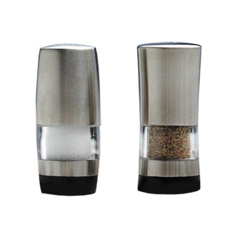 Набор для соли и перца 6 x 2,5 cm Geminis