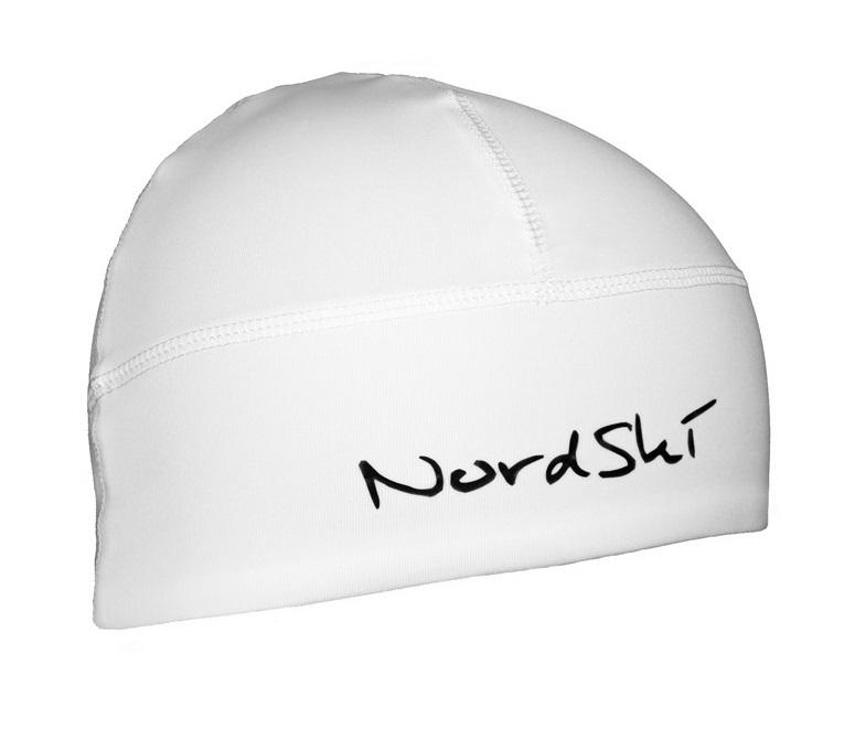 Лыжная шапка NordSki (NSV113001) белая