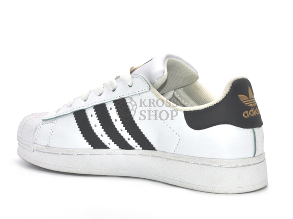Adidas Women's SuperStar White/Black