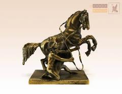 статуэтка Аничков мост, кони Клодта (большая вар. 3)