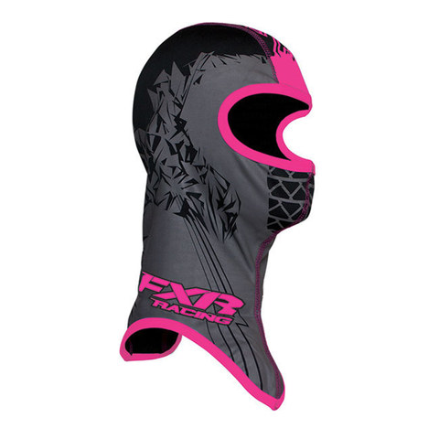 Подшлемник FXR Shredder Black-fuchsia
