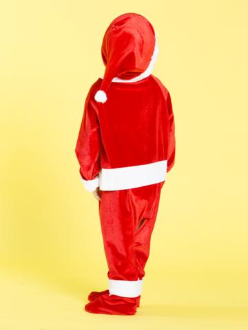 Костюм Санта Клаус малыш 3