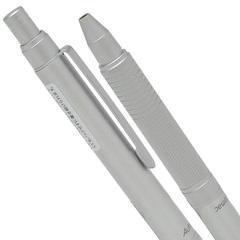 Чертежный механический карандаш 0,5 мм Pilot Automac (серебристый)