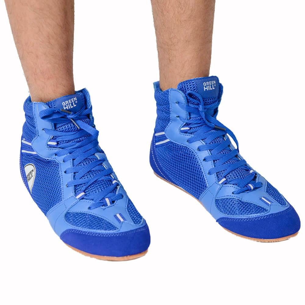 Обувь Обувь для бокса низкая Green Hill 418.jpg
