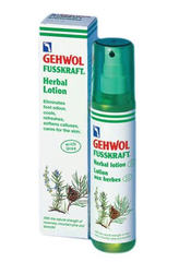 Gehwol Fusskraft Herbal Lotion - Травяной лосьон