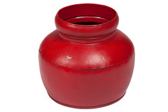 Ваза Secret De Maison Фаер (FIRE) ( mod. M-7880 ) — красный