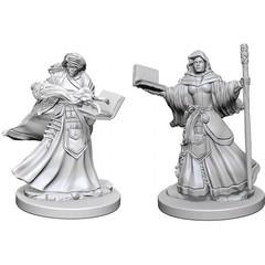 Human Female Wizard / Волшебницы