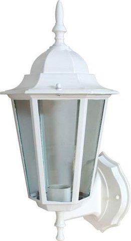 Светильник садово-парковый, 60W 230V E27 белый, 6101 (Feron)