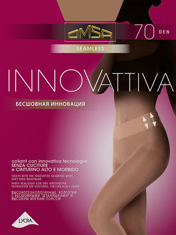 Колготки Innovattiva 70 Omsa