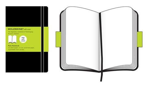 Moleskine XLarge Soft Plain Notebook