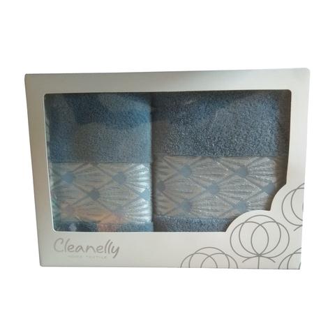 Комплекты полотенец КЦ2601 -3501 (50*90,70*130)