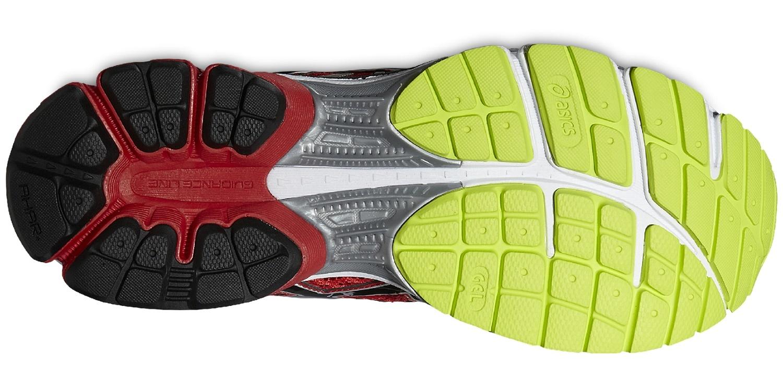 Мужские беговые кроссовки Asics Gel-Pulse 6 (T4A3N 2399) красные фото